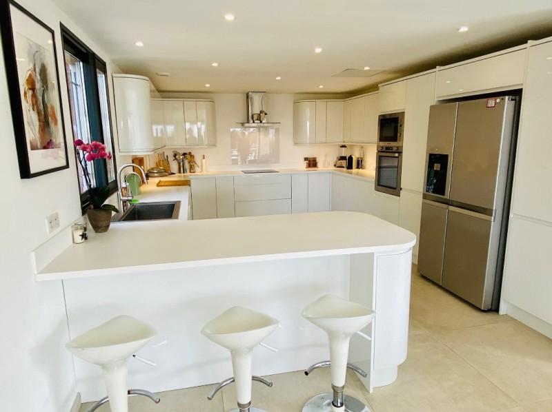 Cannes Luxury Rental Villa Colicotome Kitchen