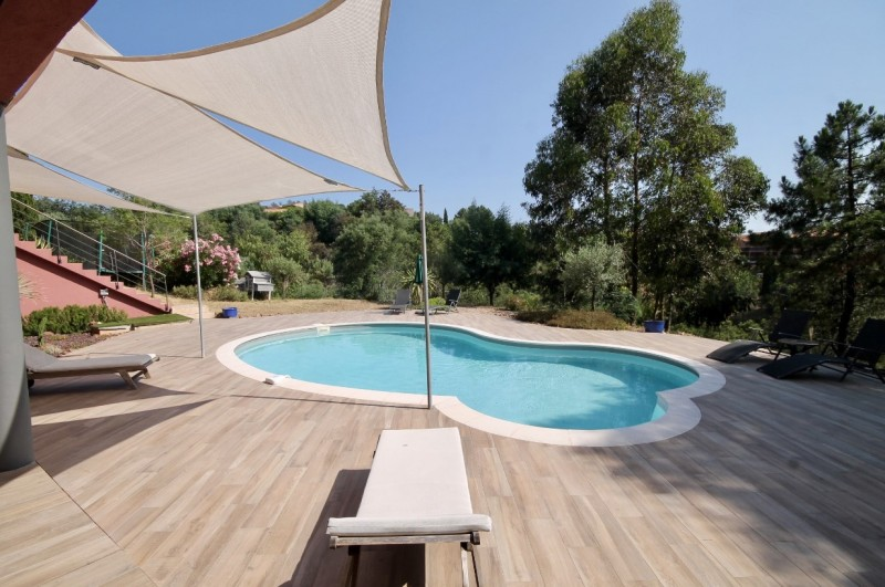 Cannes Luxury Rental Villa Colicotome Pool 2