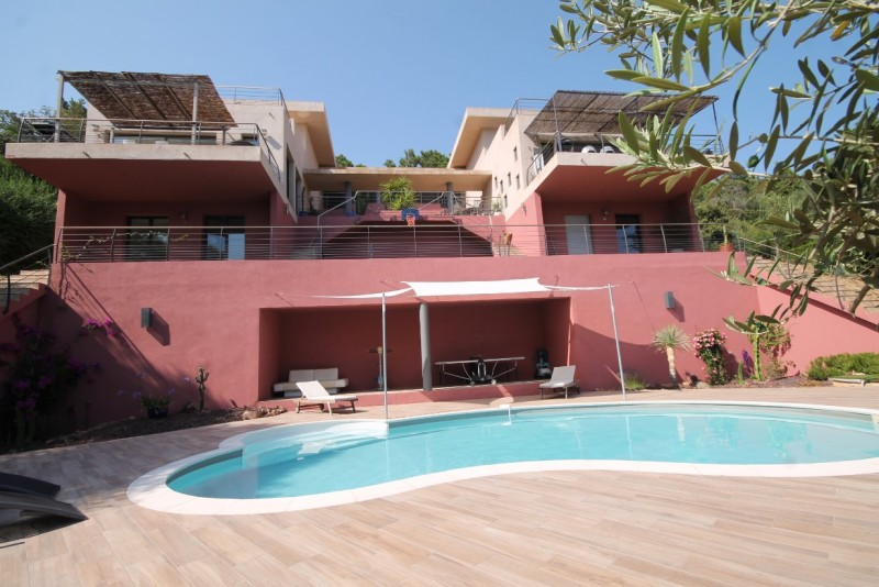 Cannes Luxury Rental Villa Colicotome Pool