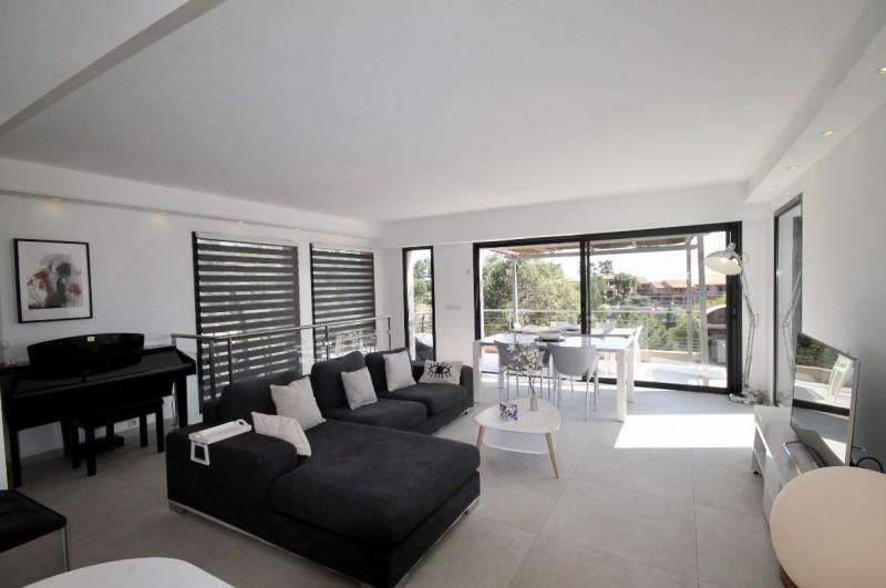 Cannes Location Villa Luxe Colicotome Séjour 2