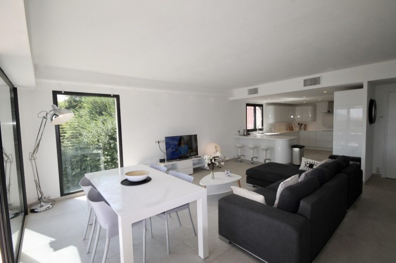 Cannes Luxury Rental Villa Colicotome Living Room 3