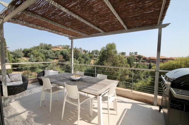 Cannes Location Villa Luxe Colicotome Terrasse