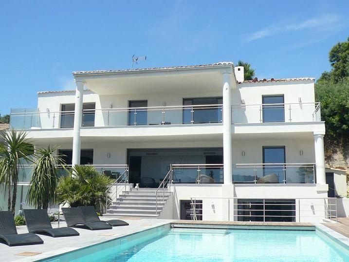 Cannes Location Villa Luxe Coquelourde Extérieur 2