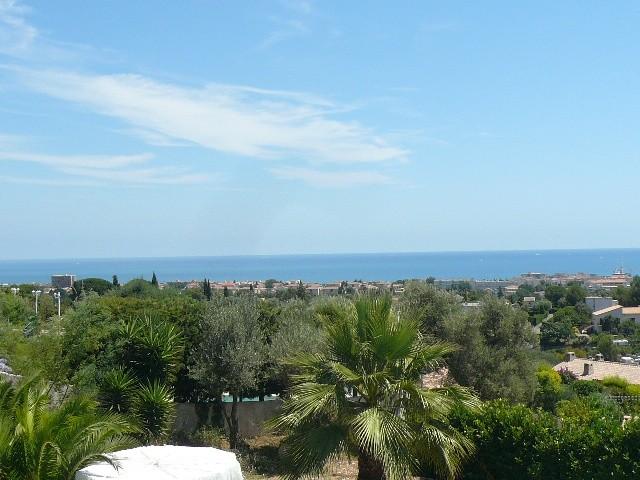 Cannes Location Villa Luxe Coquelourde Vue Mer