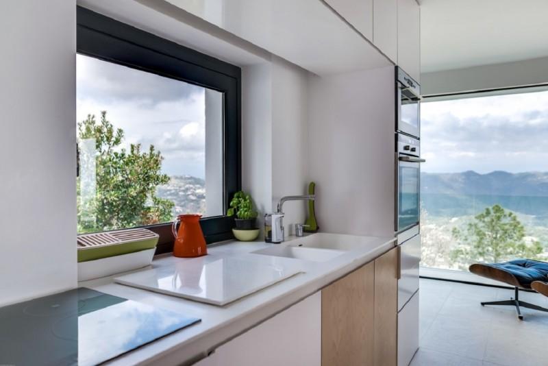 Cannes Luxury Rental Villa Cordierite Kitchen