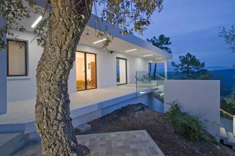 Cannes Luxury Rental Villa Cordierite Exterior