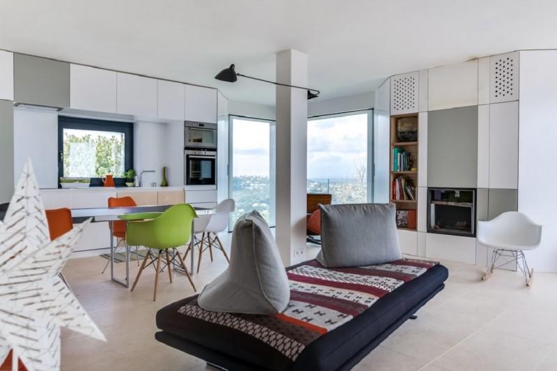 Cannes Luxury Rental Villa Cordierite Living Room 3