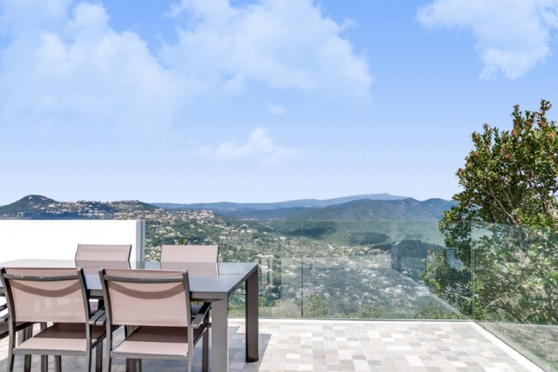 Cannes Luxury Rental Villa Cordierite Terrace