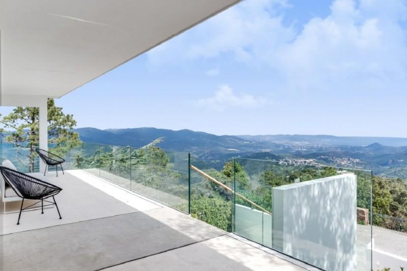 Cannes Luxury Rental Villa Cordierite Terrace 3