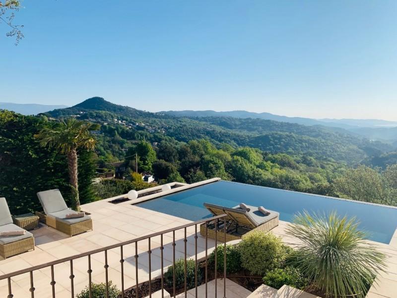 Cannes Luxury Rental Villa Coronille View
