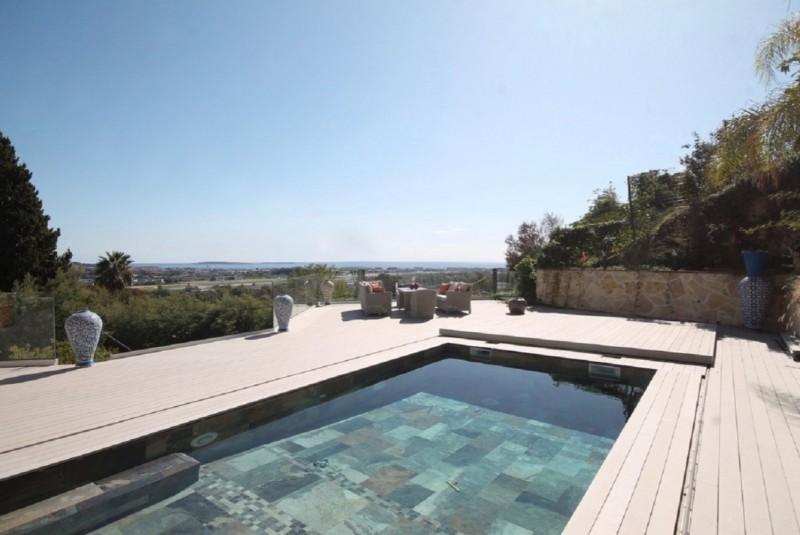 Cannes Location Villa Luxe Corydale Piscine
