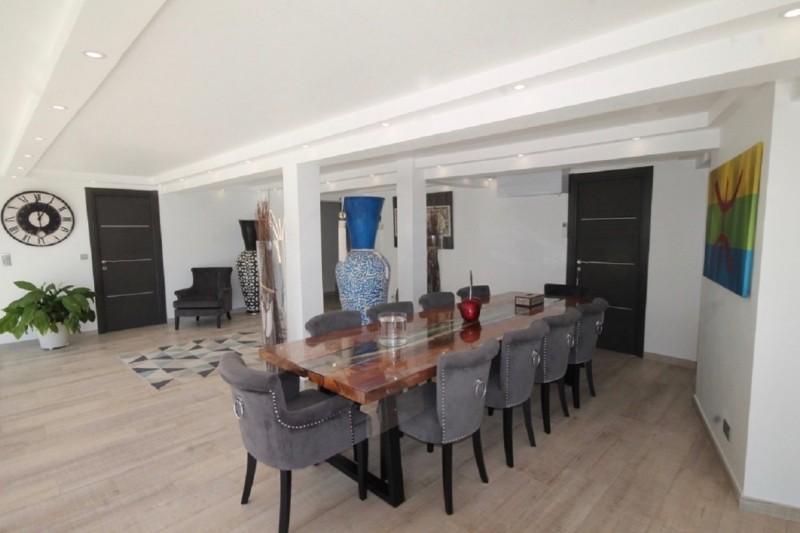 Cannes Luxury Rental Villa Corydale Dining Room
