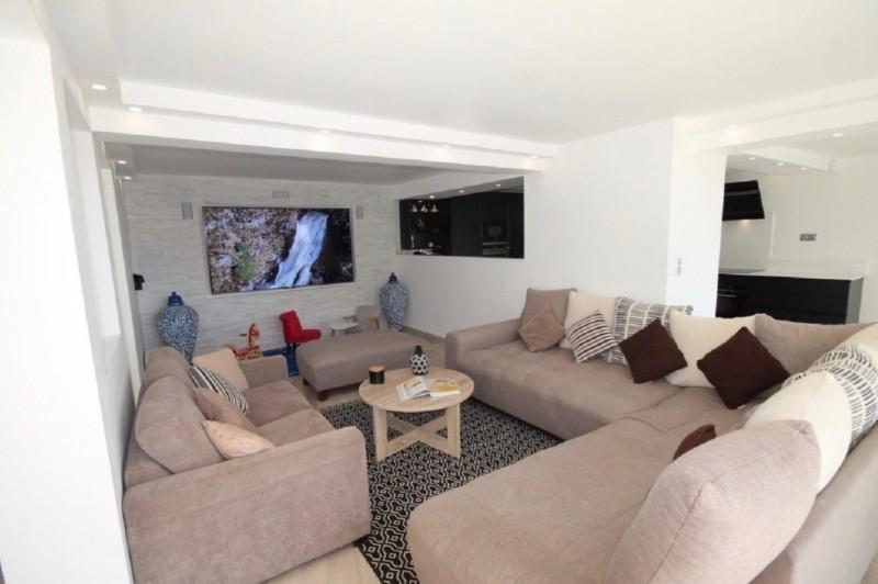 Cannes Luxury Rental Villa Corydale Living Room 3