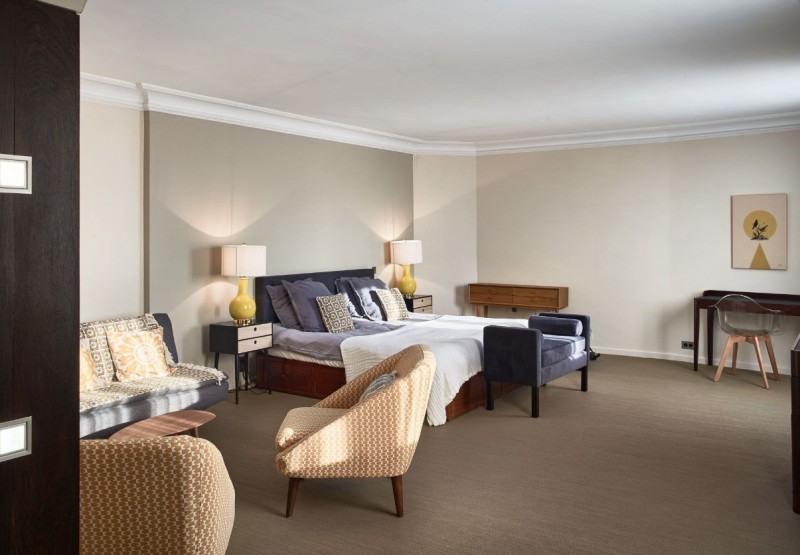 Cannes Luxury Rental Villa Covelline Bedroom