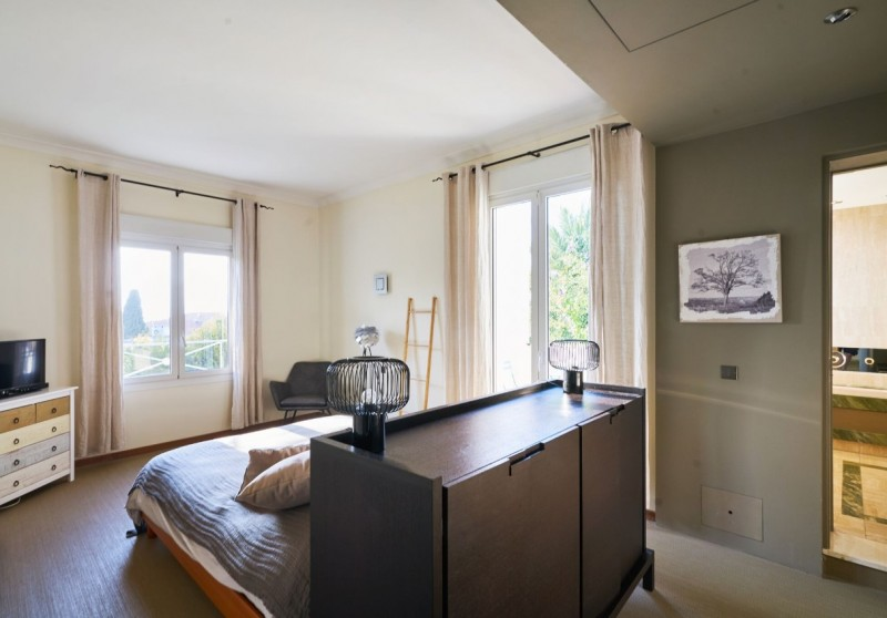 Cannes Luxury Rental Villa Covelline Bedroom 3