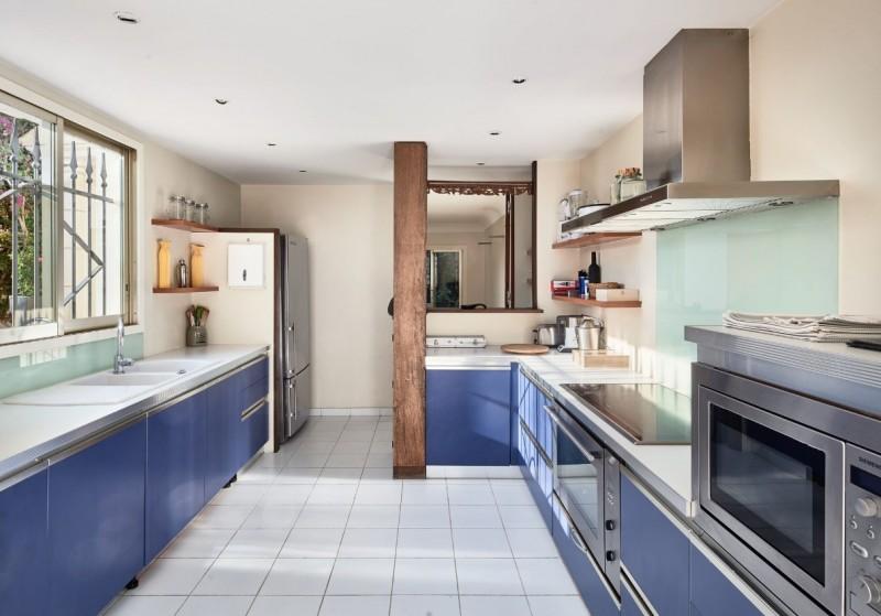 Cannes Luxury Rental Villa Covelline Kitchen