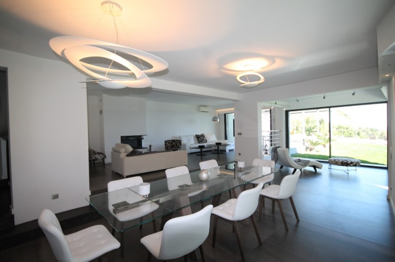 Cannes Location Villa Luxe Covellite Salle A Manger