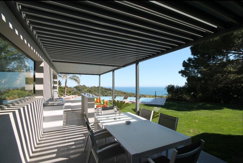 Cannes Location Villa Luxe Covellite Terrasse 2