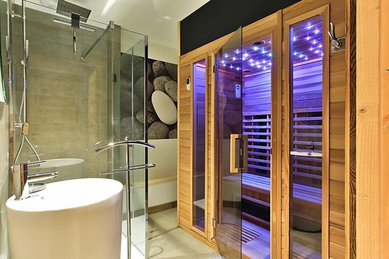 Chamonix Location Appartement Luxe Courase Sauna