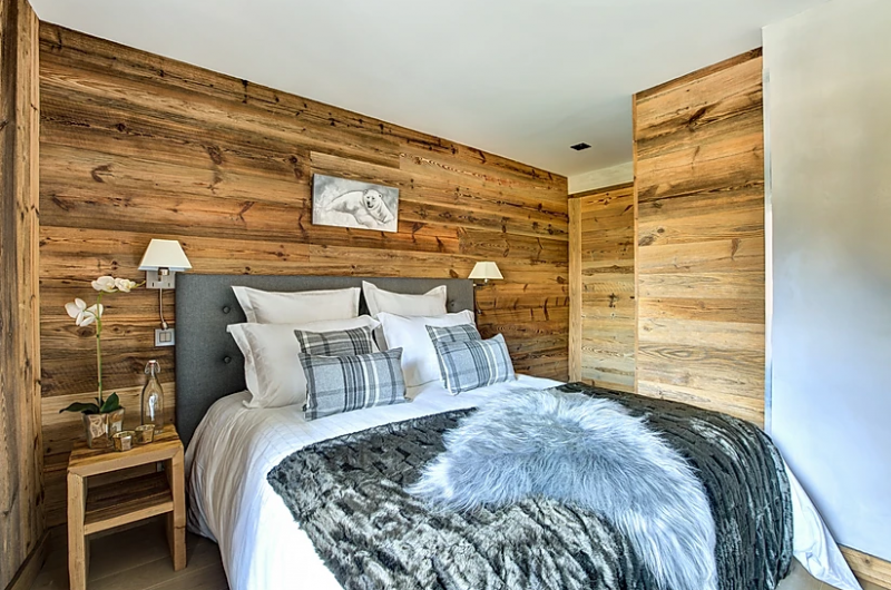 Chamonix Location Appartement Luxe Courise Chambre 5