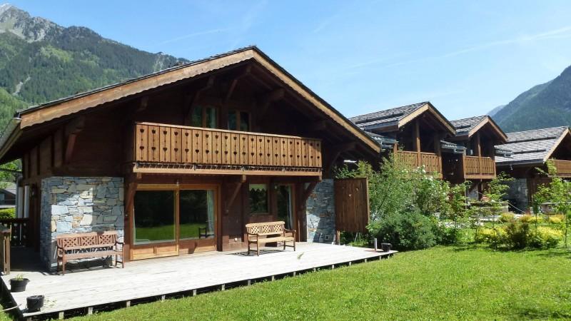 Chamonix Location Chalet Luxe Collinsite Extérieur