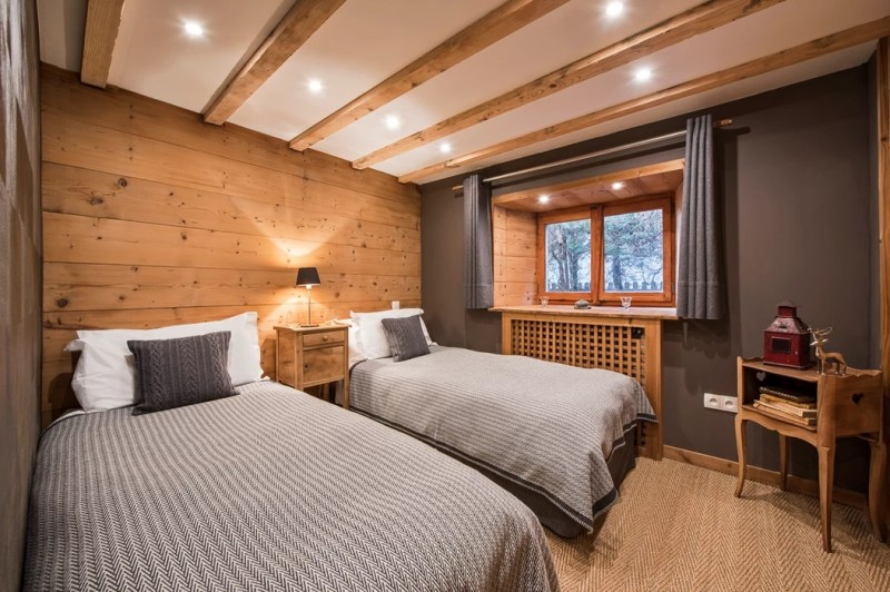 Chamonix Luxury Rental Chalet Coquelois Bedroom 6