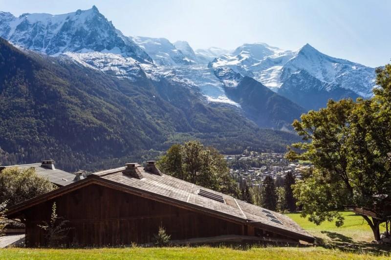 Chamonix Luxury Rental Chalet Coradu Exterior 2