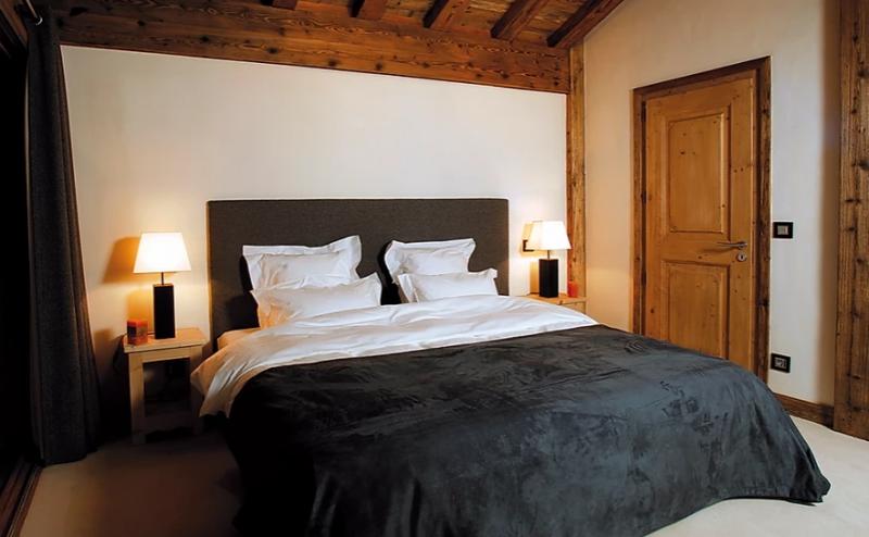 Chamonix Location Chalet Luxe Corise Chambre 2