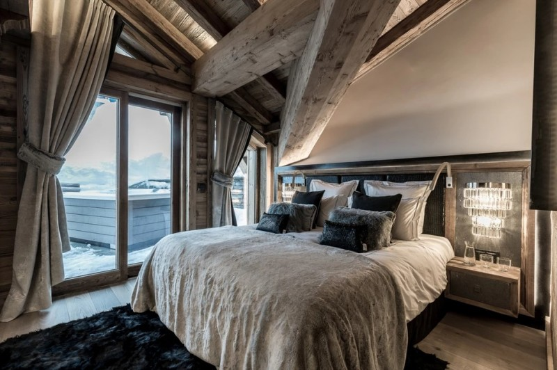 Chamonix Luxury Rental Chalet Cornite Bedroom 4