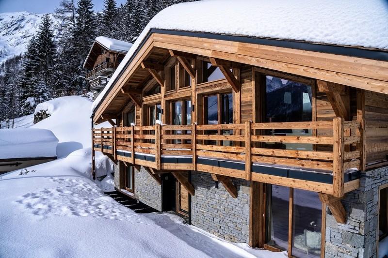 Chamonix Luxury Rental Chalet Cornite Exterior