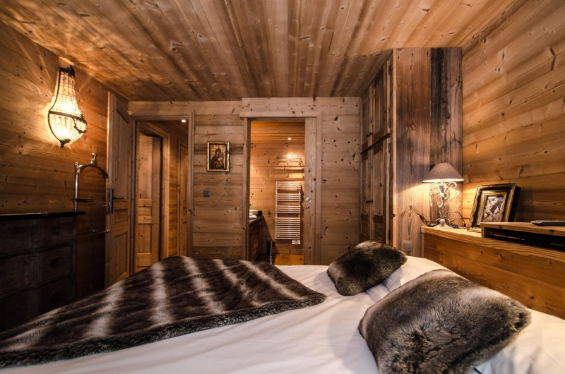 Chamonix Location Chalet Luxe Coronite Chambre 2
