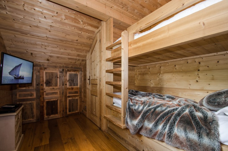 Chamonix Location Chalet Luxe Coronite Chambre 3