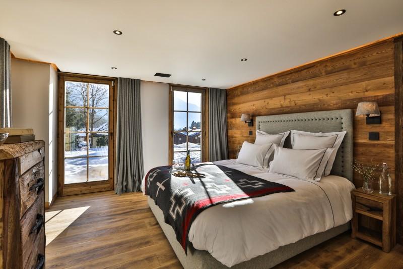 Chamonix Luxury Rental Chalet Coroudin Bedroom 2