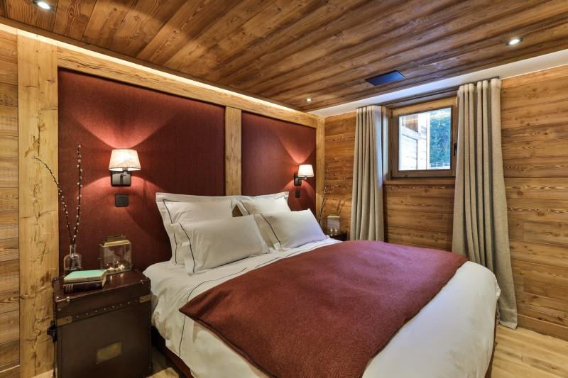 Chamonix Luxury Rental Chalet Coroudin Bedroom 3