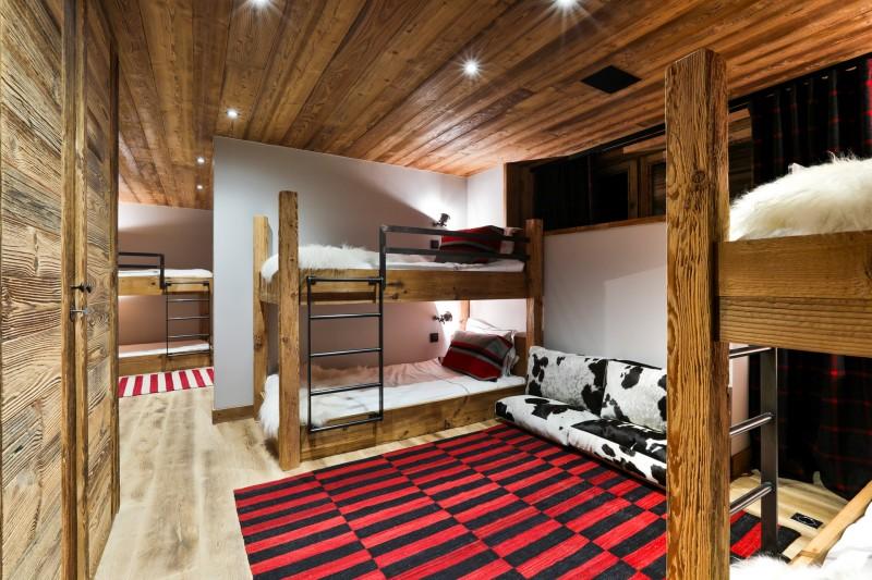 Chamonix Luxury Rental Chalet Coroudin Bedroom 6