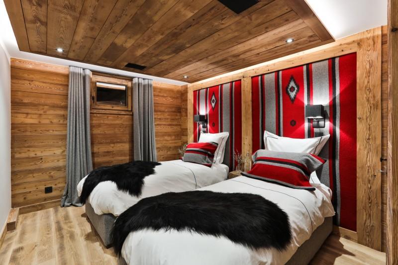 Chamonix Luxury Rental Chalet Coroudin Bedroom 7