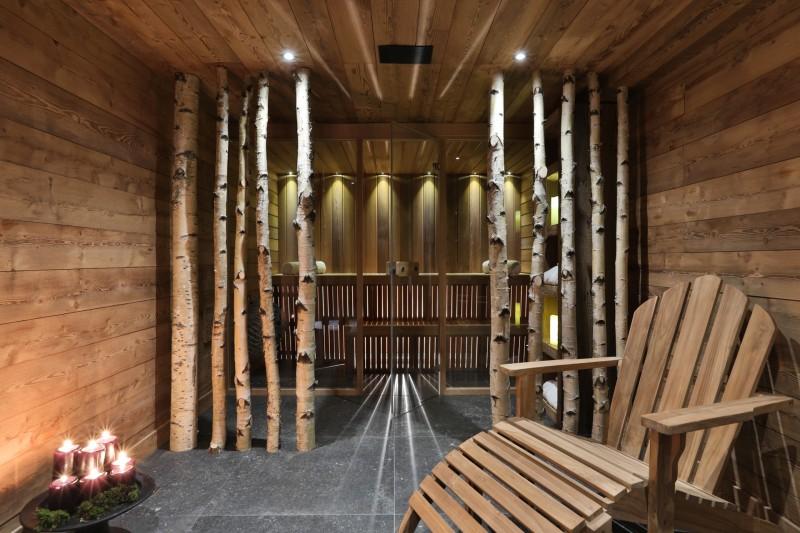 Chamonix Luxury Rental Chalet Coroudin Relaxing Area