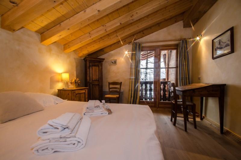 Chamonix Location Chalet Luxe Corundite Chambre 2