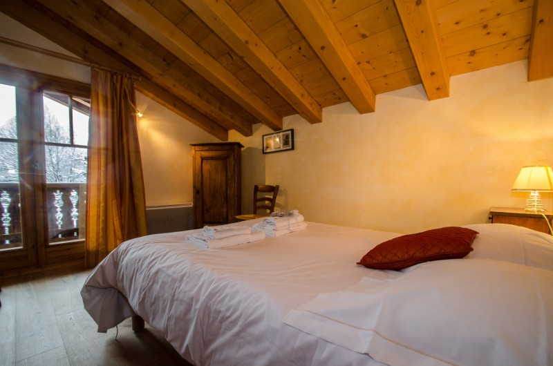 Chamonix Location Chalet Luxe Corundite Chambre 5