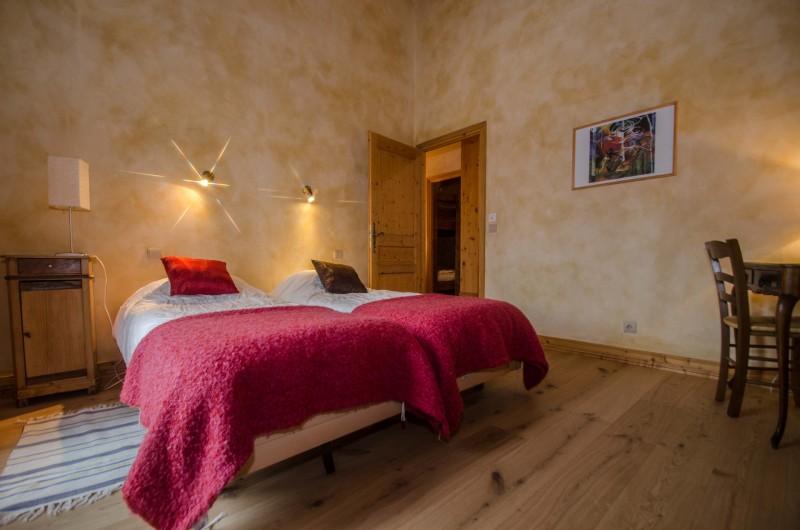 Chamonix Luxury Rental Chalet Corundite Bedroom 6