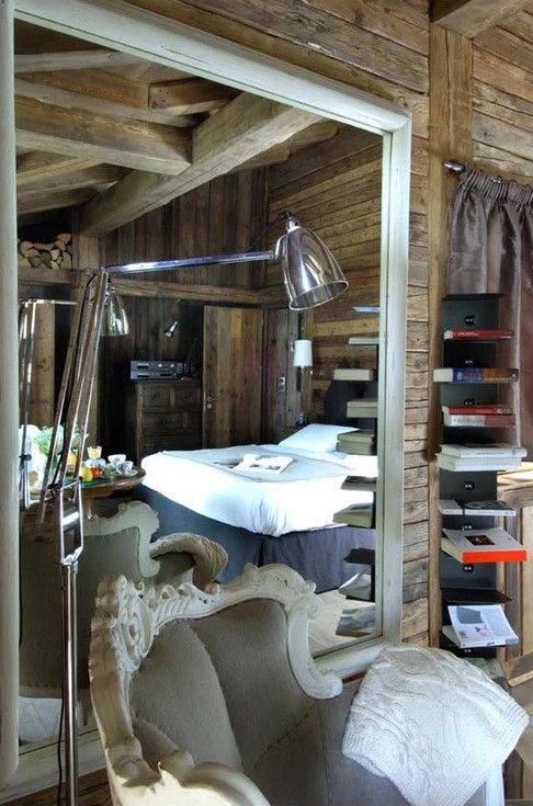 Chamonix Location Chalet Luxe Couruse Chambre 2