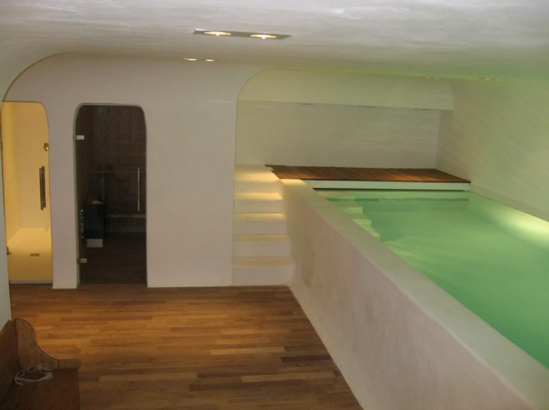 Chamonix Location Chalet Luxe Couruse Piscine