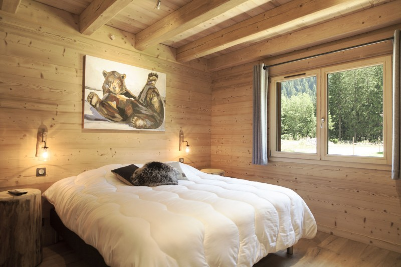 Chamonix Location Chalet Luxe Cristy Chambre 3