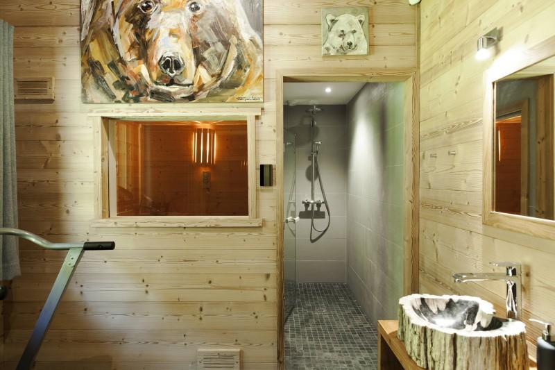Chamonix Luxury Rental Chalet Cristy Sauna