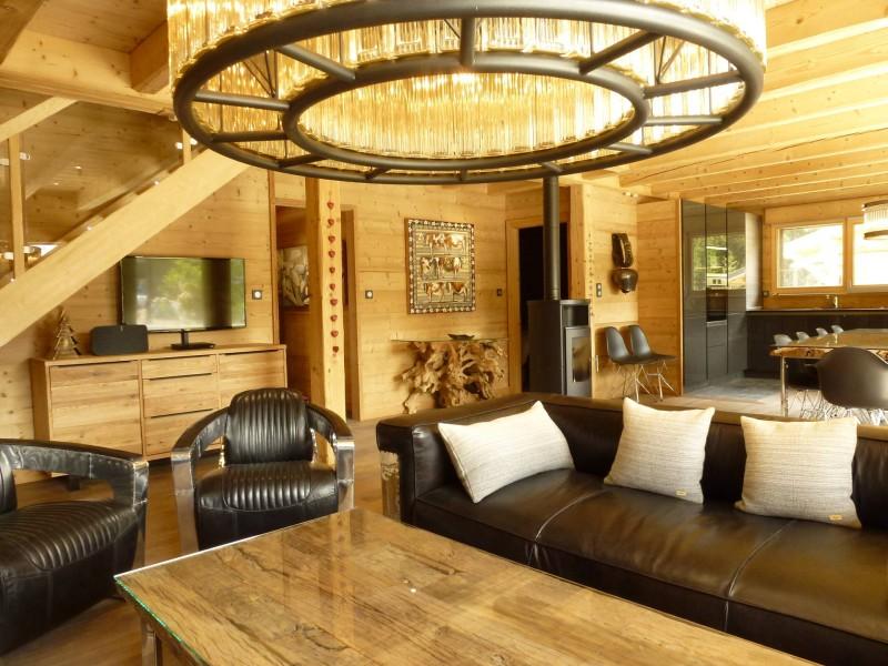 Chamonix Luxury Rental Chalet Cristy Living Area 3