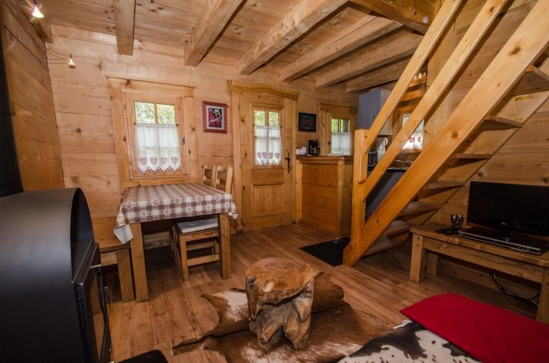 Chamonix Luxury Rental Chalet Crossite Living Area 2