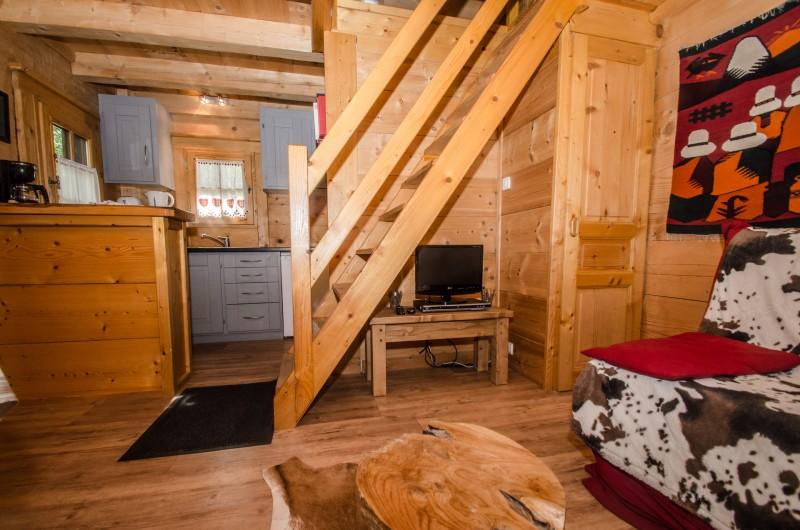 Chamonix Luxury Rental Chalet Crossite Living Area 3