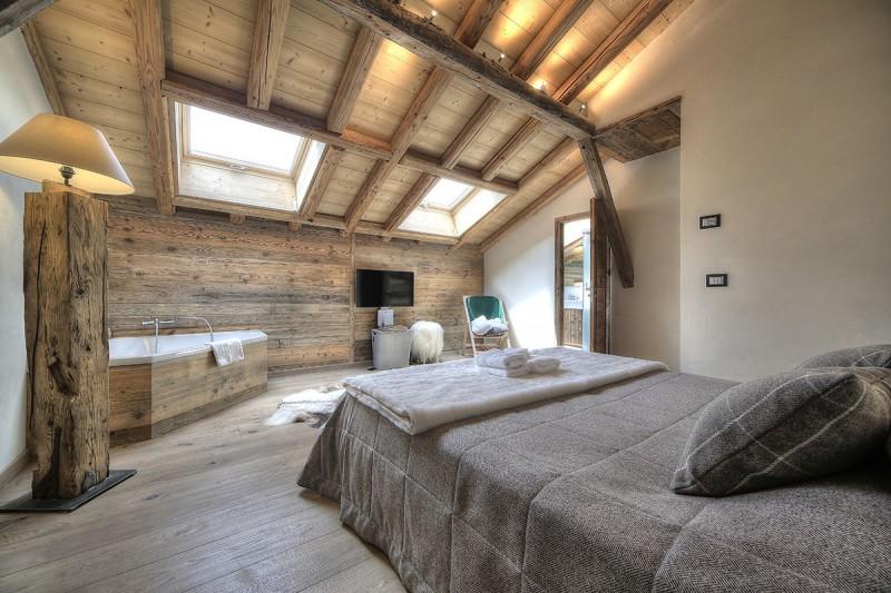 Chamonix Location Chalet Luxe Palandri Chambre2