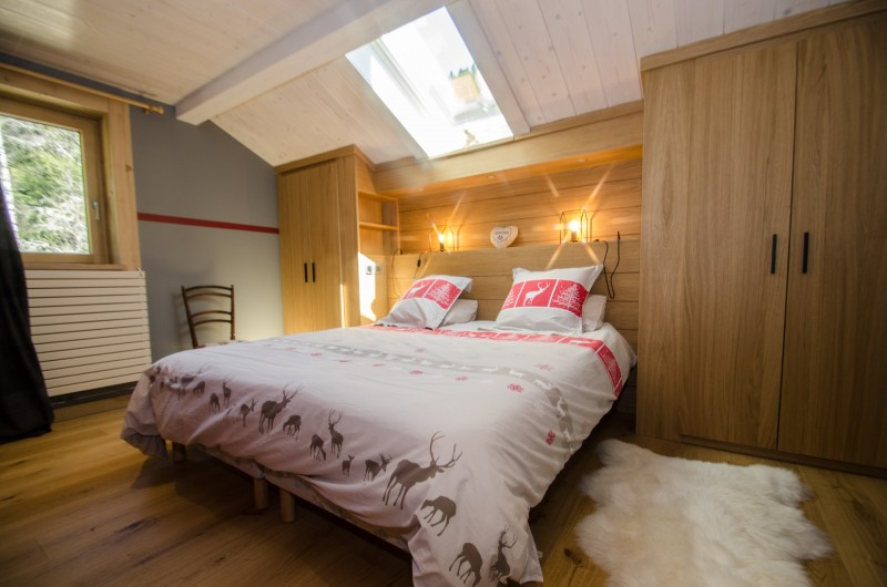 Chamonix Location Chalet Luxe Silène Chambre 2