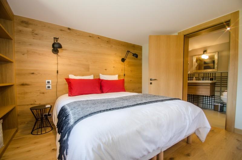 Chamonix Location Chalet Luxe Silène Chambre 4